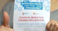 Maraton pisania projektów na Ochocie