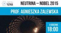 Wykład: Nobel z fizyki 2015 - neutrina