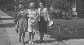 Zaproszenie na spacer: Ochota  - dzielnica kobiet