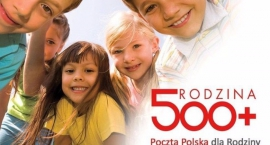 Poczta Polska: wnioski w Programie Rodzina 500 plus dostępne w placówkach pocztowych