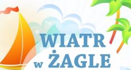 WIATR W ŻAGLE - impreza dla dzieci na Szczęśliwicach