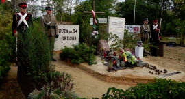 """""""Nam strzelać nie kazano …"""" - obchody rocznicy obrony Reduty"""