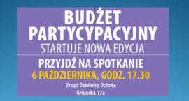 Budżet partycypacyjny na Ochocie - rusza nowa edycja
