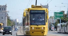 Weekend bez tramwajów w Alejach Jerozolimskich