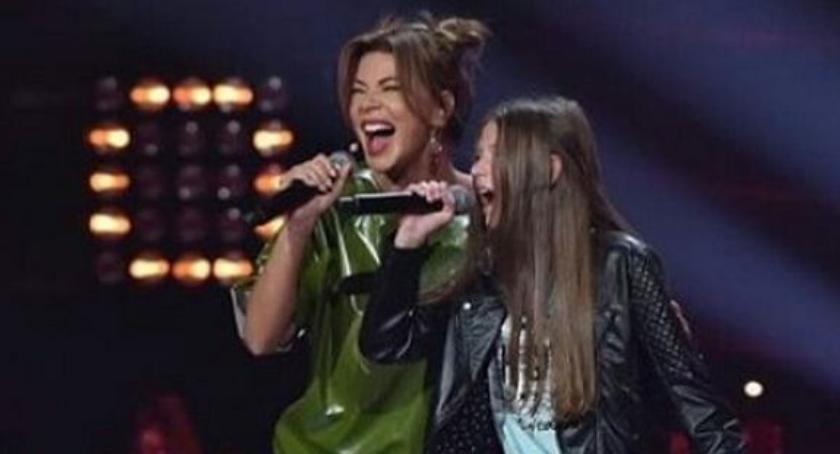 Roksana Węgiel (drużyna Edyty Górniak) wygrała pierwszą edycję konkursu Voice Kids