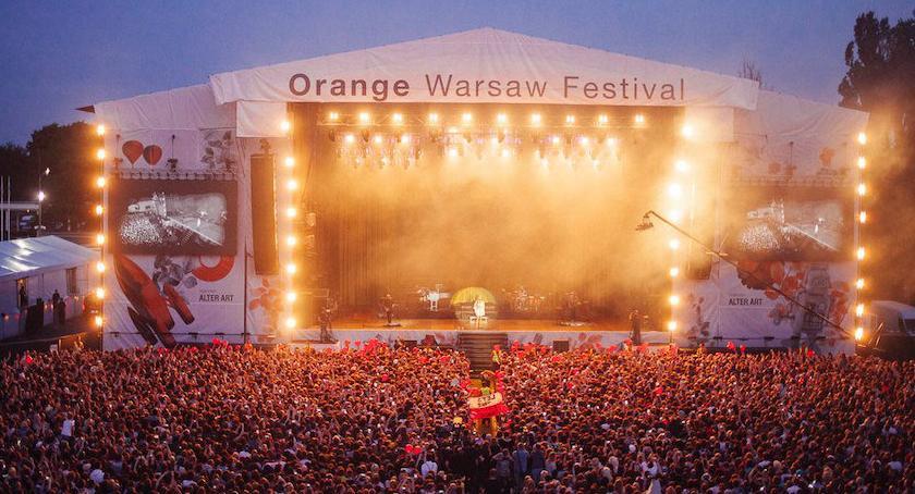 Orange Warsaw Festival na Torze Służewieckim trwa. Dziś drugi dzień i Florence + The Machine!
