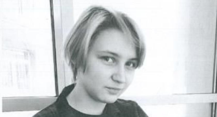 Mokotowscy policjanci poszukują zaginionej 18-letniej Joanny Jurkowskiej