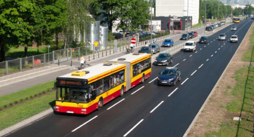 Oto ulica Powsińska po weekendowym remoncie, który był dopiero początkiem zmian