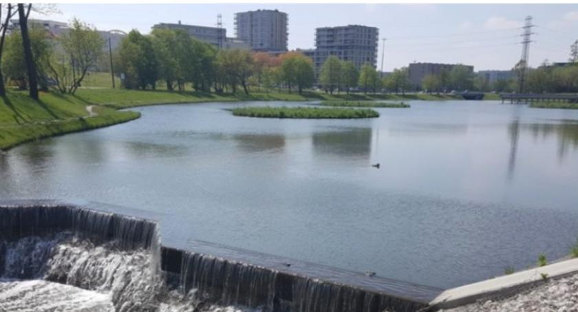 Na Służewcu jest nowy park. Został oficjalnie otwarty i… widać, że był w tym miejscu potrzebny