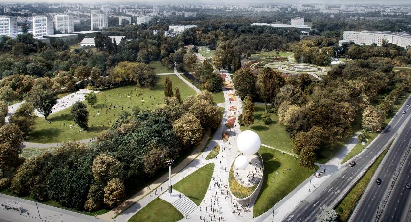 Oto jak będzie wyglądało Pole Mokotowskie po zaplanowanej rewitalizacji