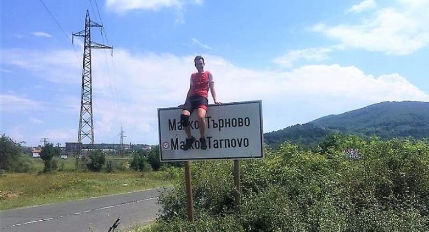 19-latek pokonał na rowerze 1,5 tysiąca kilometrów, żeby zebrać pieniądze na dom chorych na raka