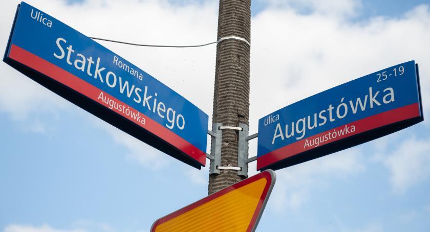 Zniszczona jezdnia ul. Augustówka doczeka się remontu w najbliższy weekend (7-10.09.18)
