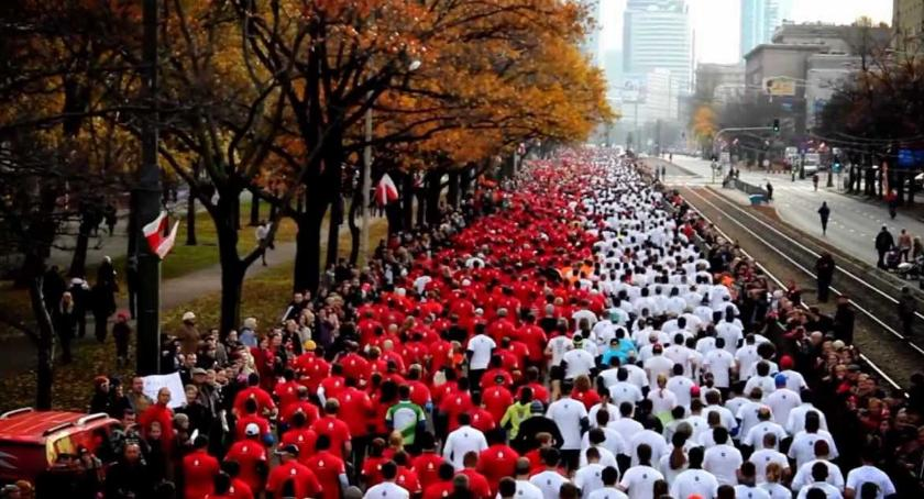 11 listopada o godz. 11.11 wystartuje 30. Bieg Niepodległości na 100-lecie jej odzyskania
