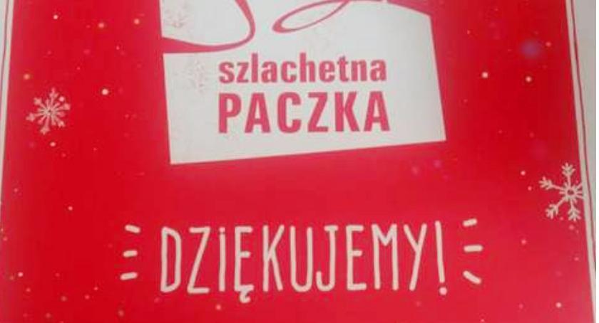 Wydarzenia, Policja Szlachetna Paczka! - zdjęcie, fotografia