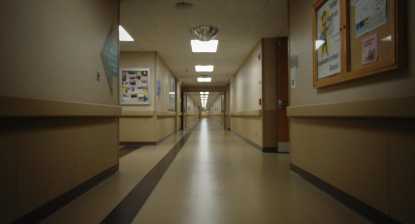 Uważaj nawet w szpitalu...