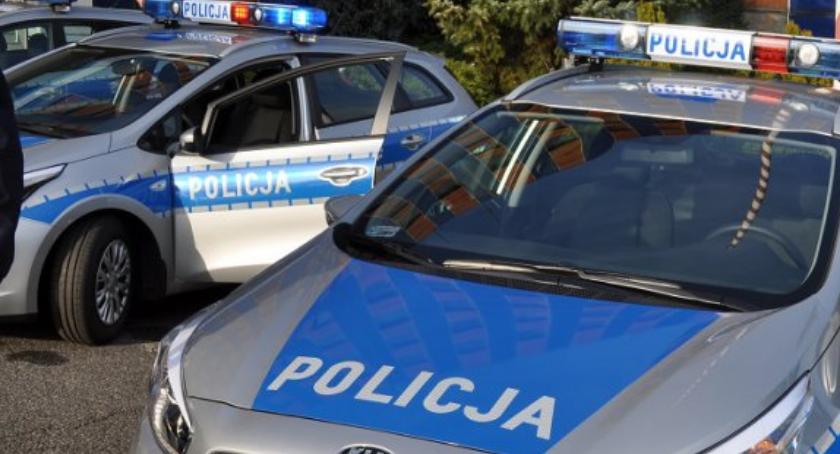 Wypadki, Wypadek rondzie Europejskiej dwoje dzieci szpitalu - zdjęcie, fotografia