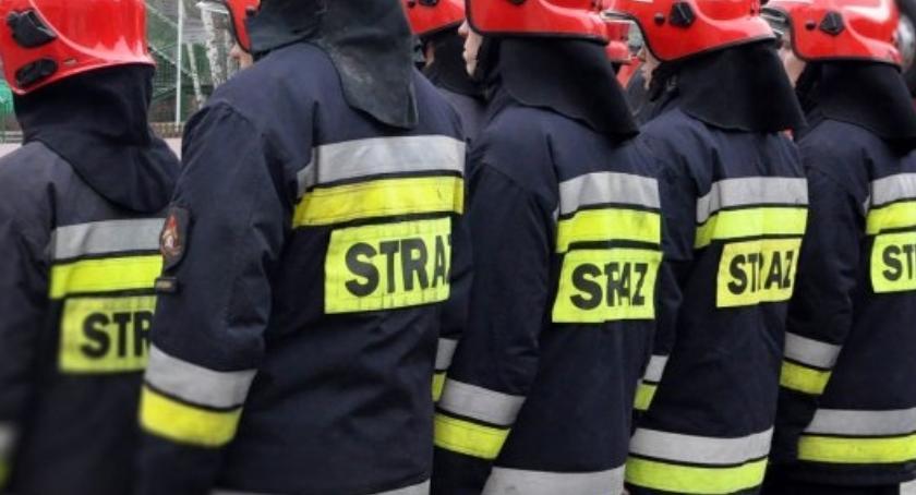 Pożary, Pożar Modzelewskiego zginęła kobieta - zdjęcie, fotografia
