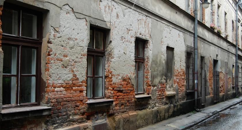Problemy, Spór dzielnicy dewelopera kamienica rozbiórki ochronę - zdjęcie, fotografia