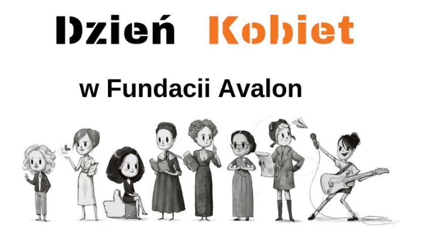 Wydarzenia, Dzień Kobiet Fundacji Avalon - zdjęcie, fotografia