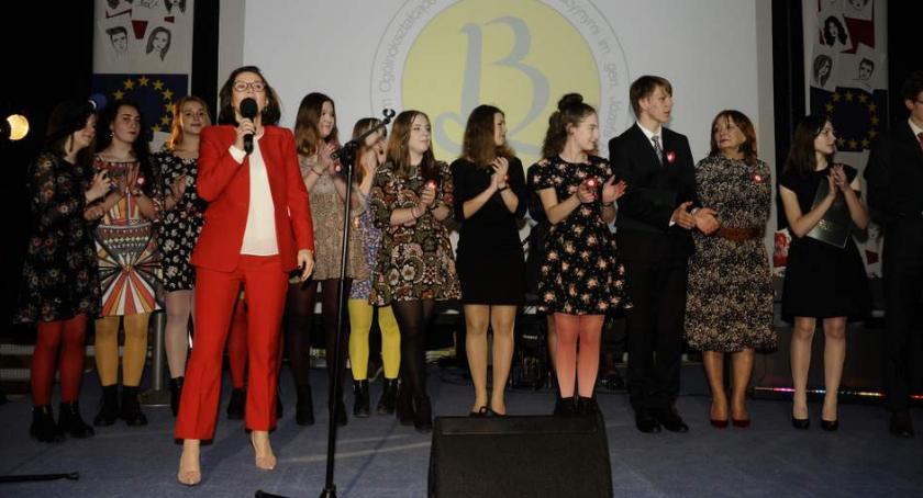 Wydarzenia, Święto Liceum Generała - zdjęcie, fotografia