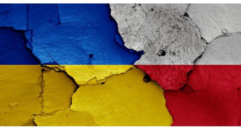 Problemy, wyjeżdża przyjeżdża Chodzi Ukraińcach - zdjęcie, fotografia