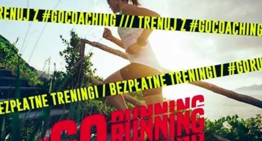 Bieganie, Biegnij trening #GOrunning - zdjęcie, fotografia