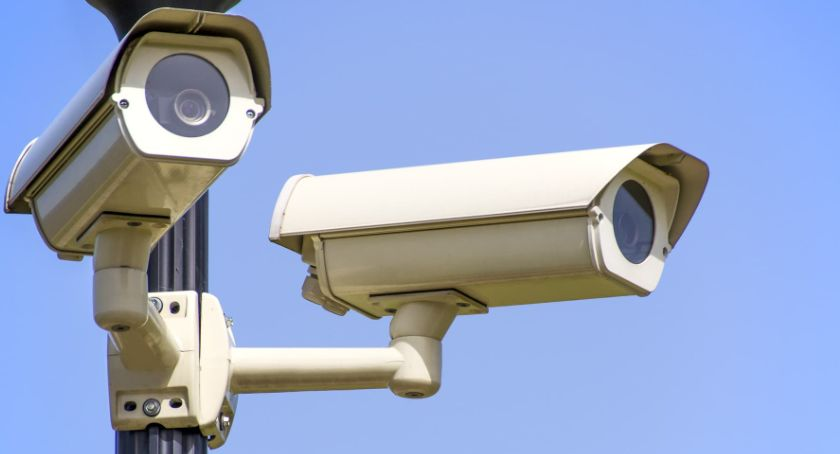 Handel i usługi, Kamery monitoringu kierować wyborze - zdjęcie, fotografia