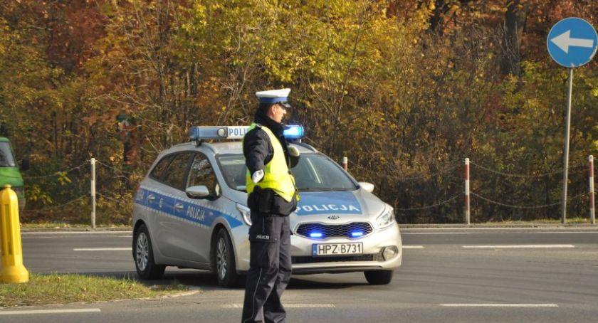 , Podsumowanie policyjnej akcji Znicz - zdjęcie, fotografia