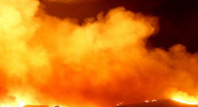 Pożary, Płonęło mieszkanie ulicy Limanowskiego - zdjęcie, fotografia