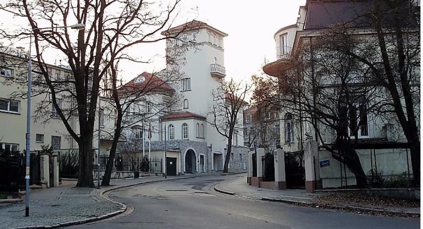 Stary Mokotów, czyli Mon Coteau księżnej Izabeli Lubomirskiej