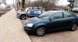 Nowy parking na Bartyckiej obok Kopca Powstania Warszawskiego został zrealizowany