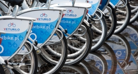 Veturillo wraca w środę 1 marca br. Nowe stacje w mieście i nowe rowery, ale nie na Mokotowie