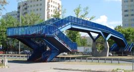 Nowe przejście dla pieszych przez ul. Czerniakowską powinno być gotowe pod koniec wakacji
