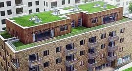Cztery wille na dachu wielorodzinnego budynku na Bartyckiej: luksus i przestrzeń na IV piętrze