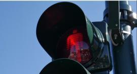Na skrzyżowaniu Bokserskiej i Gotarda od pół roku jest nowa sygnalizacja, ale nie działa