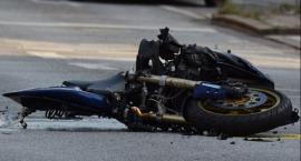 """Zginął na ulicy Batorego, niedaleko klubu """"Stodoła"""", w czasie nauki jazdy na motocyklu"""