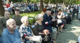 Mokotów Współczesny ku czci Mokotowa Walczącego 1944 w Parku Dreszera