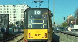 Od poniedziałku (21 sierpnia br.) zmiany w komunikacji tramwajowej - ważne dla mokotowian