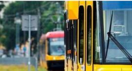 Zderzenie dwóch tramwajów linii 14 i 18 w rejonie skrzyżowania Puławskiej z Odyńca