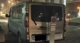 Popieramy MJN: zbyt wielu nieprawidłowo parkującym kierowcom uchodzi to bezkarnie