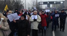 Służewiec Południowy zaprotestował przeciwko likwidacji bazarku i bzdurnym decyzjom władz