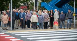 """""""Stołek"""" dla małżeństwa emerytów z Dolnego Mokotowa za wywalczenie zebry na Wisłostradzie"""