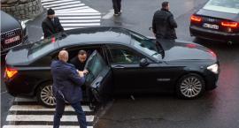 Mokotów nie Kraków, ale mamy newsa: Prezydent miał znowu wypadek w swojej limuzynie!