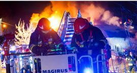 """Straż pożarna po incydencie na ul. Podbipięty ostrzega: """"Jeśli komuś zostanie wyrwany błotnik…"""""""