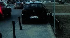 MJN: optymalizacja przestrzeni po mokotowsku – parking i chodnik w jednym
