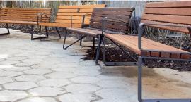 Nowe ławki warszawskie staną również na mokotowskich ulicach i w parkach. Testujemy!