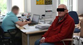 Krzepki 81-letni mieszkaniec Mokotowa niszczył zaparkowane auta, bo mu przeszkadzały
