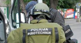 Czy w szpitalu MSWiA na Wołoskiej została podłożona bomba? Piorotechnicy i psy w akcji...