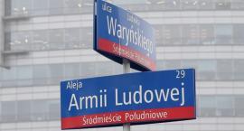 Sąd zadecydował: al. Lecha Kaczyńskiego – bezprawna. Póki co. A Kaczmarskiego i Gintrowskiego?