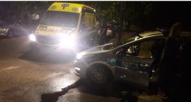 Na ul. Czarnomorskiej nastąpiło zatrzymanie obywatelskie pijanego strażnika miejskiego za kierownicą